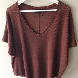 Urban Outfitters knit shirt